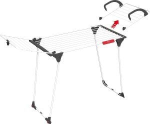 Tendedero portátil de interior de Vileda Premium - Los mejores tendederos del mercado